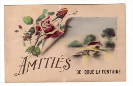 DOUE-la-FONTAINE/49/Amiti és.../Réf:4866 - Doue La Fontaine