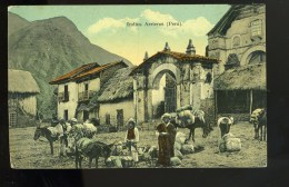 R BTPYS Pérou, Indios Arrieros - Peru