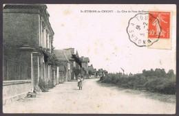 SAINT-ETIENNE-de-CHIGNY . La Côte De Pont-de-Bresne . - France