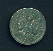 POLAND - 1991 1zl Circ. - Poland