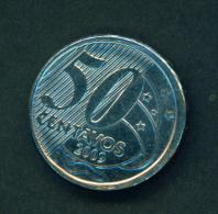 BRAZIL - 2009 50c Circ. - Brazil