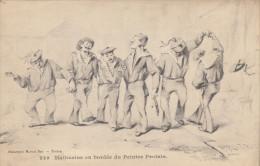 83 TOULON MATHURINS EN BORDEE DU PEINTRE PROTAIS - Toulon