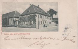 SCHWINDRATZHEIM : (67) Gruss Aus Schwindratzheim - Frankrijk