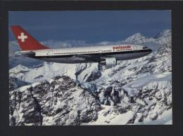 CPM Swissair AIRBUS A-310-221 éd° Photoglob / Avion De Ligne - Réf A2669 - 1946-....: Modern Era
