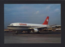 CPM Swissair AIRBUS A-310 Verlag Photoglob / Avion De Ligne - Réf A2670 - 1946-....: Modern Era