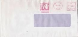EMA Freistempel : Chimie, Chemie - Boucquillon Deerlijk 1990 - Chimie