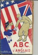 A B C De L' ANGLAIS à Colorier  Editions Willeb Paris 24 Pages - Livres, BD, Revues