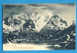 CP, 05, Chaîne De La Meije Près Du Lautaret, Ecrite En 1927 - France