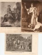 NAPOLEON Lot De 6 Cartes - Geschiedenis