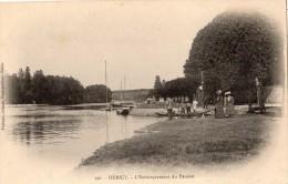 HERICY L EMBARQUEMENT DU PASSEUR - France