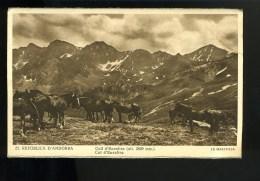 R BTPYS ANDORRE La Maravilla Col D'envalira - Andorre