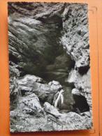 V09-25-cpa-doubs-vallee De La Loue-source Du Pontet--carte Photo - Altri Comuni