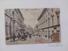 Roma. - Via Nazionale. (29 - 3 - 1906) - Altri