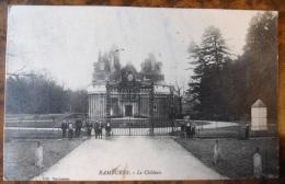 80 Somme Rambures Le Chateau Animation  Canton De Gamaches - France