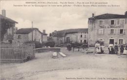 SEMBADEL-BOURG (Hte-Loire) : Vue Du Centre - Frankrijk