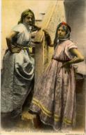ALGERIE SCENES ET TYPES 6468 FEMMES JUIVES - Scènes & Types