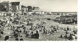 Loire  Atlantique  : LE  CROISIC  :    La  Plage  De  Port  Lin  1957 - Le Croisic