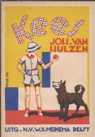 NL.- Boek - Kees Door Joh. Van Hulzen. Uitg. Meinema Te Delft. - Boeken, Tijdschriften, Stripverhalen