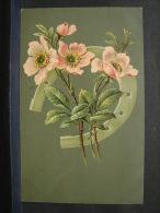 CP. 430. Fleurs Dans Un Fer à Cheval - Fleurs, Plantes & Arbres