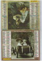Almanach Du Facteur De  2000, Gironde 33 - Calendriers