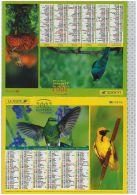 L'Almanach Du Facteur De 2002, Gironde 33 - Grand Format : 2001-...