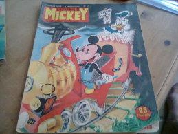 JOURNAL DE MICKEY N°17 - Journal De Mickey