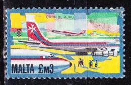 MALTA 1981 Cultural And Economical Development Key Value M£ 3 Michel 651 - Malta
