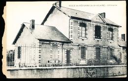 49 SAUMUR / Ecole De Réforme De St Hilaire, Infirmerie / - Saumur