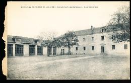49 SAUMUR / Ecole De Réforme De St Hilaire, Sanatorium De Bellevue / - Saumur