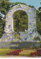 Austria Vienna Johann Strauss Monument - Monuments