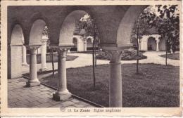 Knokke. -  Le Zoute  ;  Eglise Anglicane  (met Plooi) - Knokke