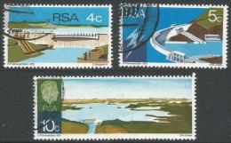 South Africa. 1972 Opening Of Hendrik Verwoerd Dam. Used Complete Set - South Africa (1961-...)