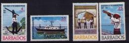 BARBADOS  Harbor Police - Barbados (1966-...)