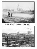 Chalon Sur Saone - Quartier Gare De St Cosme  - Numero 73 De La Collection - Chalon Sur Saone