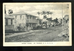 R BTPYS USA Saint Thomas Street Scene - Vierges (Iles), Amér.