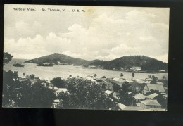 R BTPYS USA Saint Thomas Harbour View - Vierges (Iles), Amér.