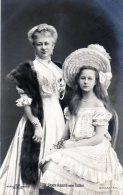 AK  Unsere Kaiserin, Ungel.  Original - Koninklijke Families