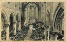 Retie :  Binnenzicht Van De St. Martinuskerk    (  Geschreven Met Zegel ) - Retie