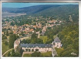 LANTHENAY 21 - Vue Générale : En 1er Plan Le Chateau - CPSM CPM GF N° 339 - Côte D'Or - France
