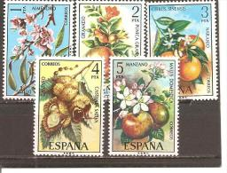 España/Spain-(MNH/**) - Edifil  2254-58 - Yvert  1898-02 - 1971-80 Nuevos & Fijasellos