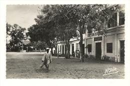 Cp, Sénégal, Kaolack, L'Hôtel De Ville - Senegal
