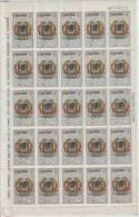 H79 CUBA 1966 ESCUDO DE MATANZAS 3c MNH - Blocs-feuillets