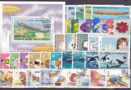Thematic Stamps, Sets/blocks In Stock Card 6 - Stamps
