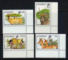 GAMBIA - Marken, Vögel U. A. Tiere (tie1351) - Other