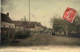- CPA -10 - TRAINEL - Rue De La Borde - 372 - Sonstige Gemeinden