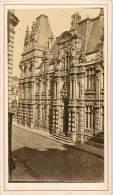 PH 08-13-172 : Photo Format Carte De Visite Arras ( Pas De Calais ) - Places
