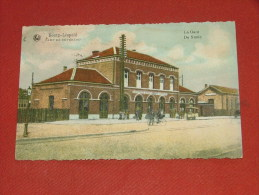 LEOPOLDSBURG - BOURG-LEOPOLD  -  De Statie -  La Gare - Leopoldsburg