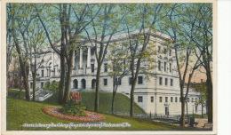 ( CPA ÉTATS UNIS )  RICHMOND  /  VIRGINIA /  State Library Building ( Capitol Square ) - Richmond