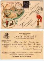 PARIS - Expo 1900 - Canada - Pub Photograhe Pierre PETIT     (59079) - Expositions