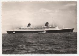 """- Le Paquebot  """"FRANCE"""". - Compagnie Générale Transatlantique. - - Passagiersschepen"""